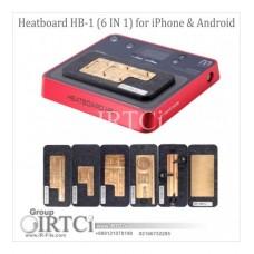 پریهیتر مخصوص جداسازی آیسی و بوردهای دوطبقه Martview Heatboard HB-1