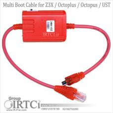 کابل مولتی بوت سامسونگ برای باکس Z3X,Octoplus,Octopus
